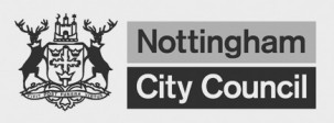 Nottingham City CCTV logo